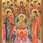 The Synaxis of the Holy Archangels and All The Bodiless Powers ~ November 8th