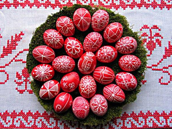 Pascha Eggs